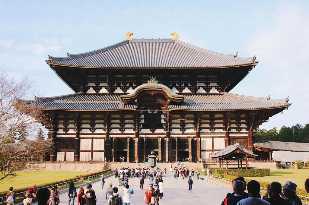 todai ji temple, daibutsuden, what to do in nara, day trip nara