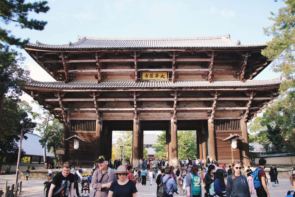 todai ji temple, what to do in nara, day trip to nara