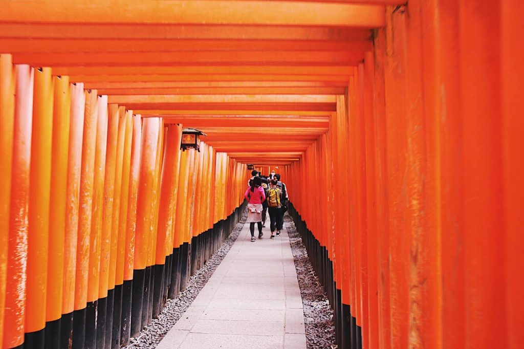 Fushimi inari kyoto travel tips, what to do in kyoto