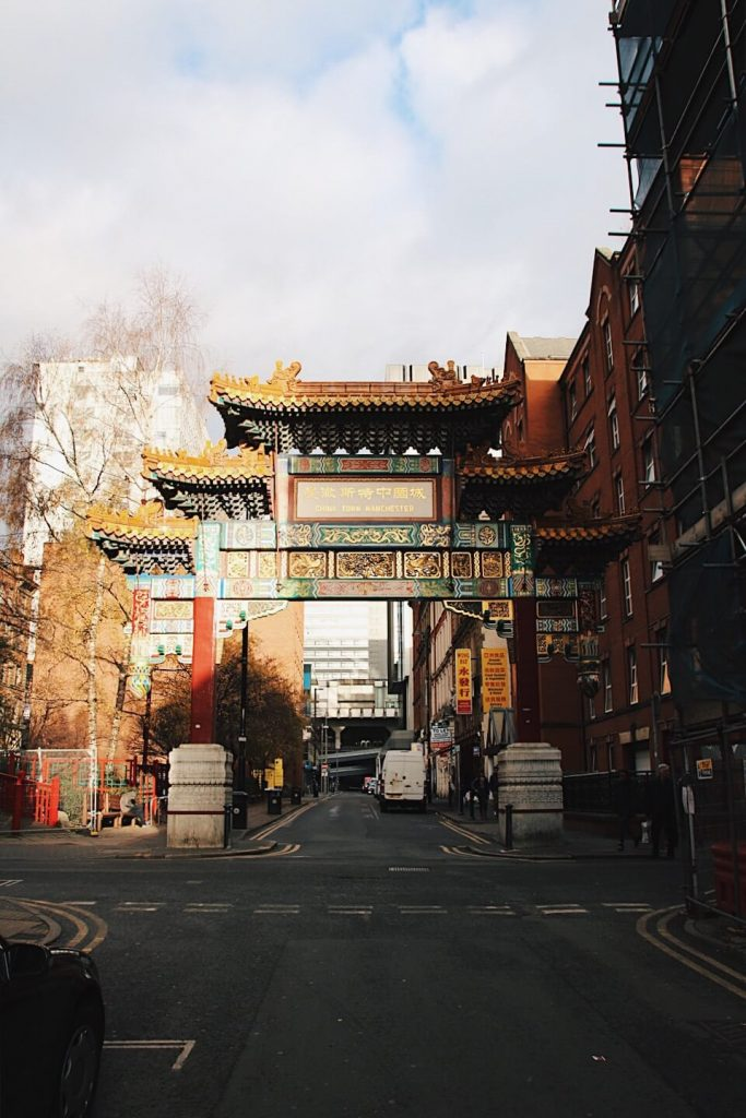 Manchester Travel Tips, Manchester China Town