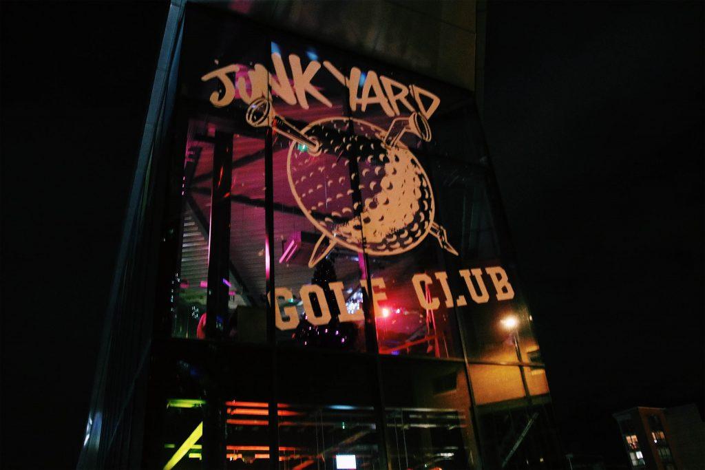 Manchester Junkyard Golf