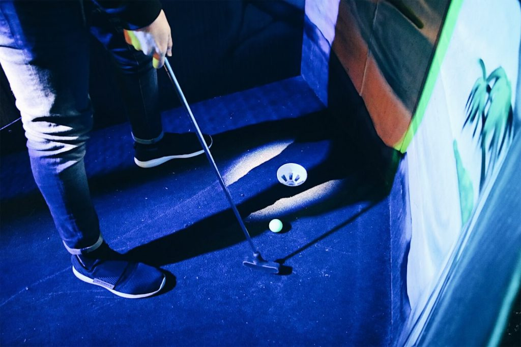 Junkyard Golf