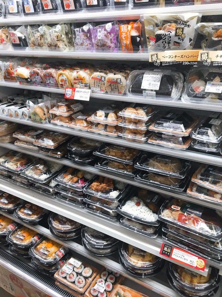 Convenience Store Japan