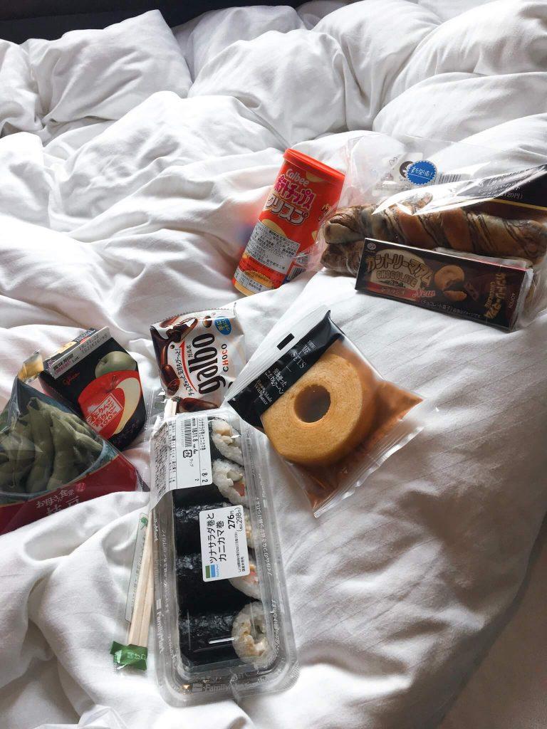 Japanese Super Market Food
