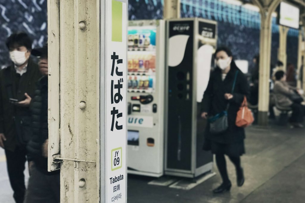japan travel tips mouth mask