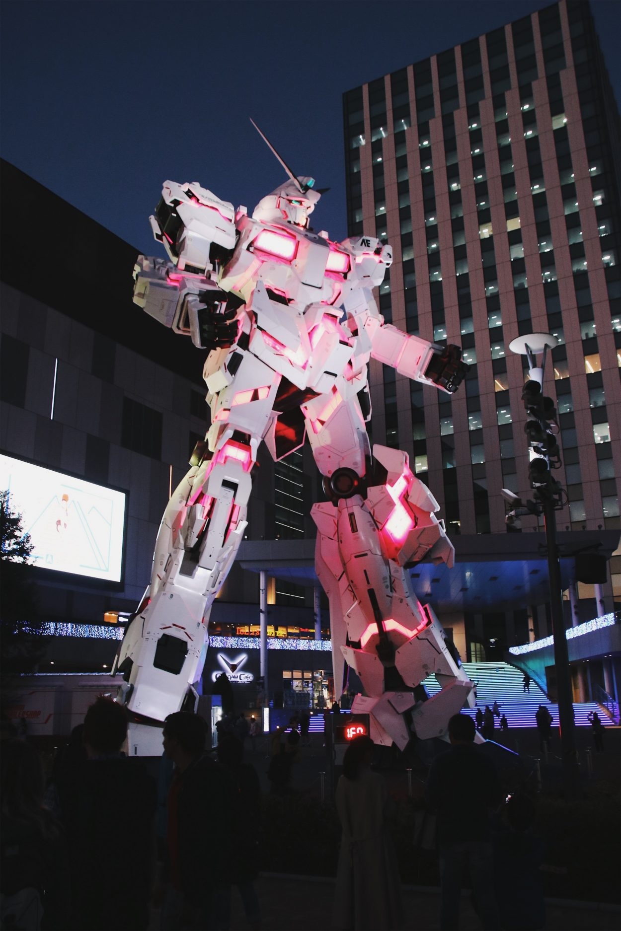 gundam base tokyo travel tips  two week japan itinerary