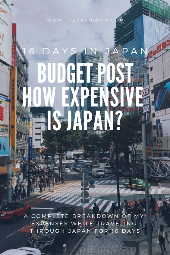 is Japan cheap?