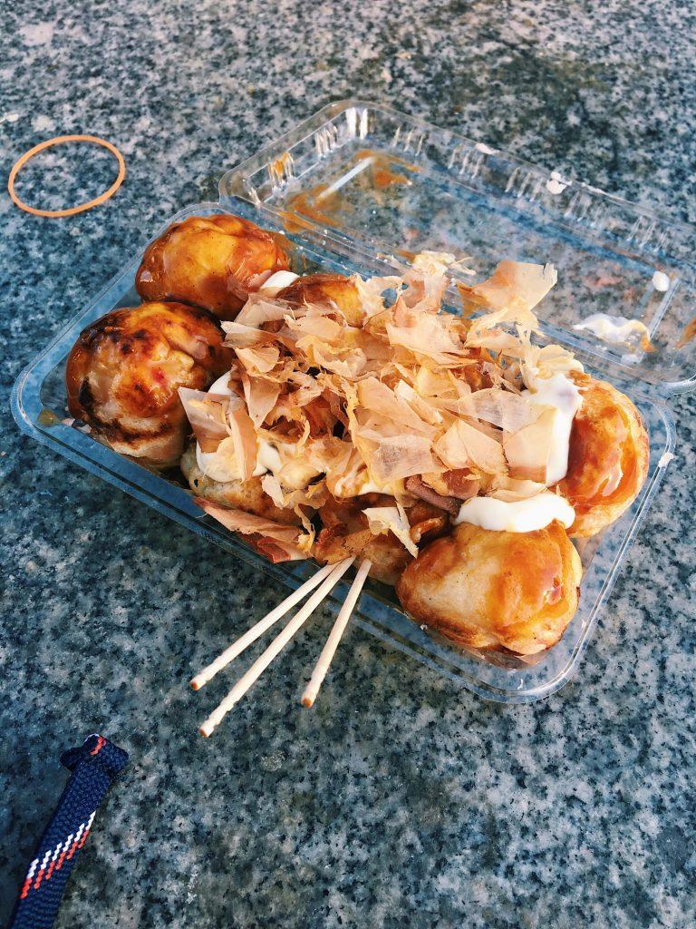 takoyaki osaka