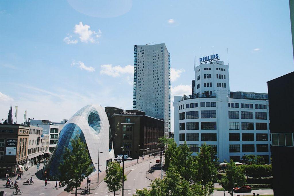 BLOB Eindhoven, Lichttoren, Best places to visit