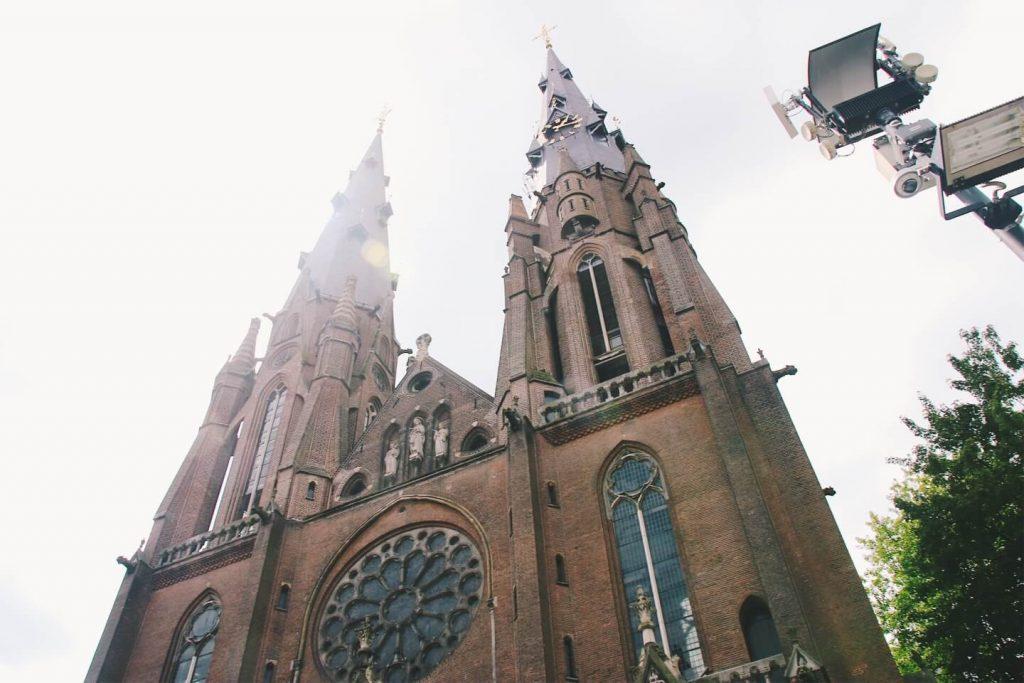 St. Catherine's Church Eindhoven Netherlands