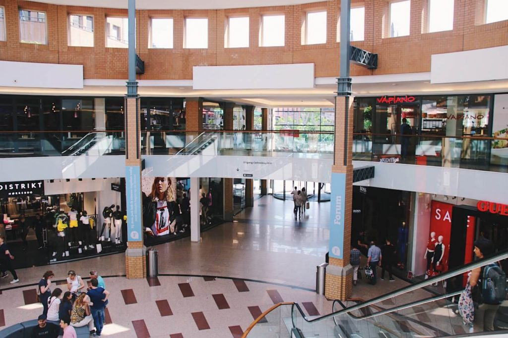 Heuvel Shopping Mall Eindhoven