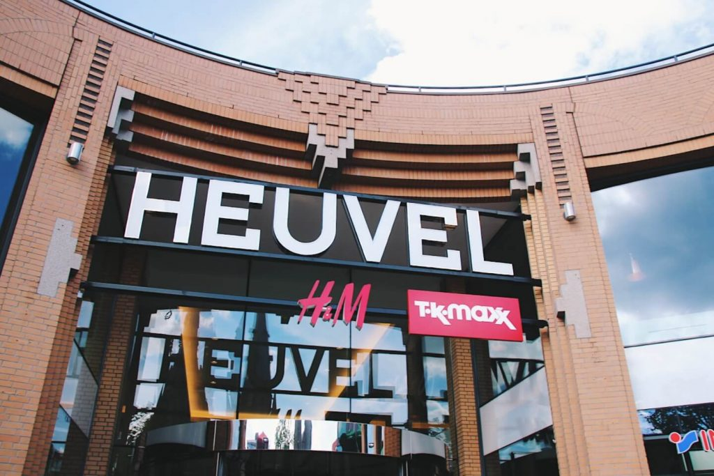 Heuvel Shopping Mall