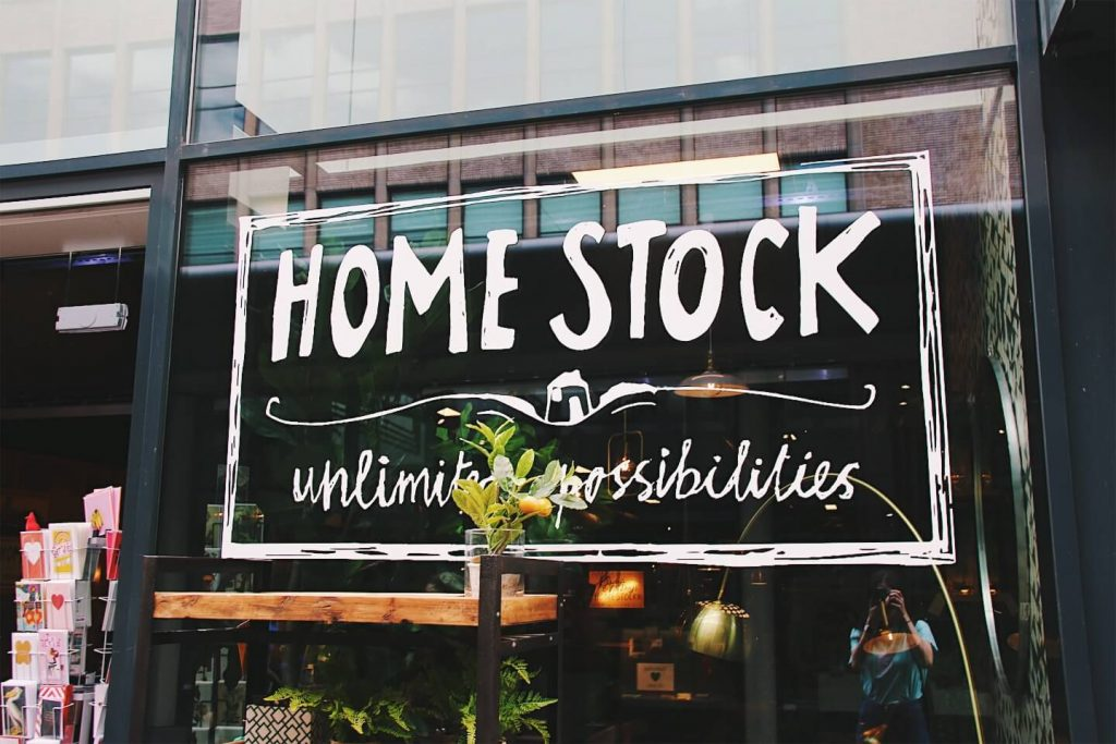 Home Stock Shop