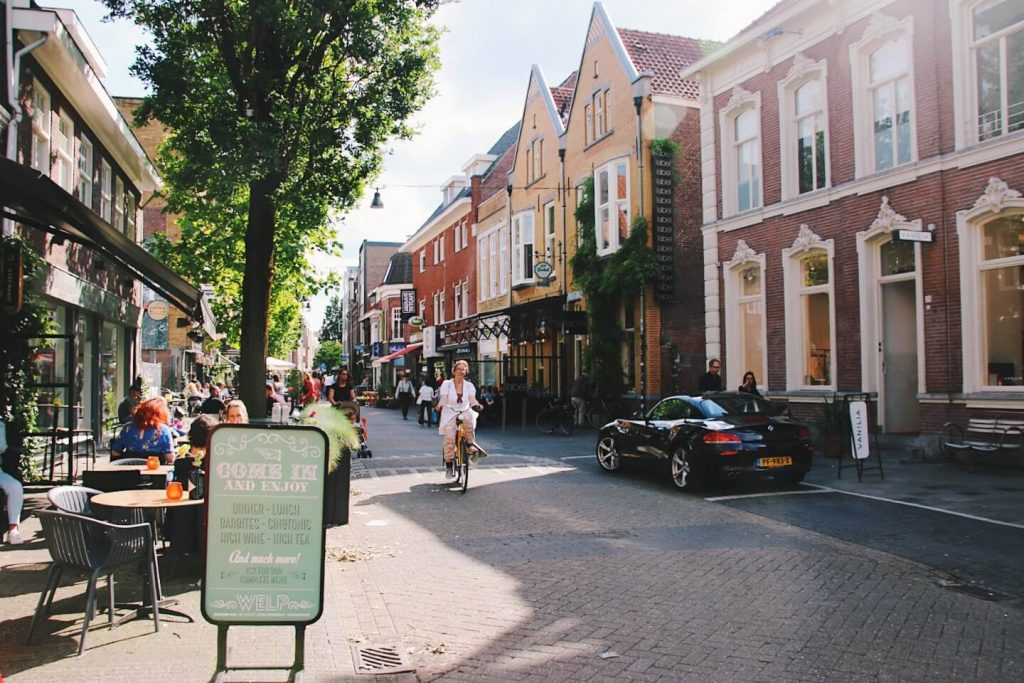 best shopping places in Eindhoven