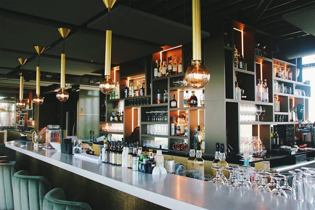 Eindhoven Sky Bar NH Hotel