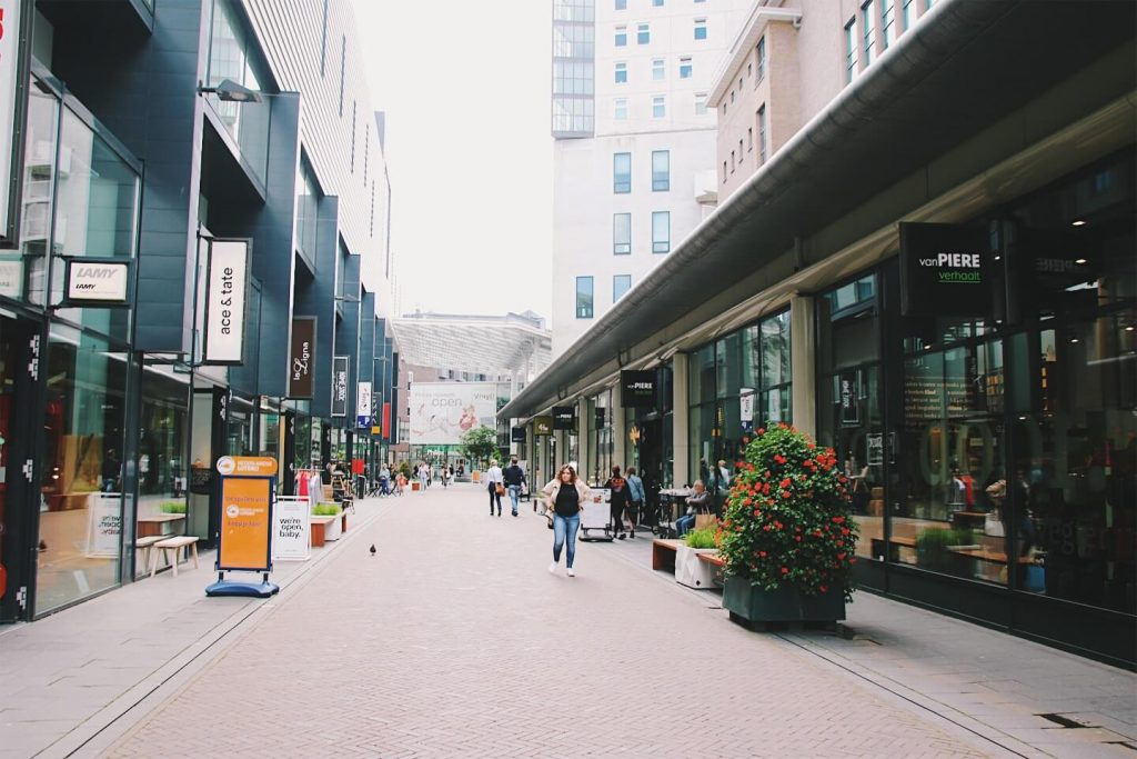 Nieuwe Emmasingel best shops