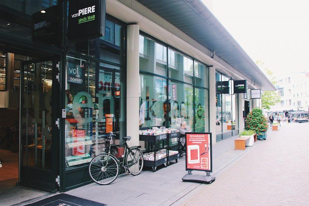 Nieuwe Emmasingel shops in Eindhoven