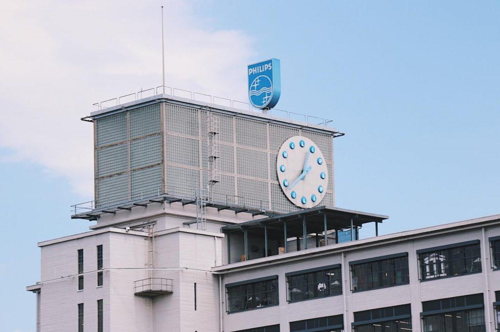 Strijp S Eindhoven Philips