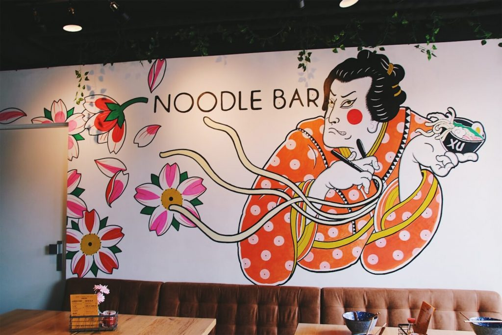 Best asian noodles in Eindhoven