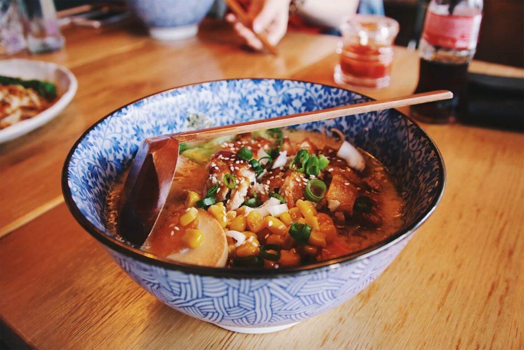XU Noodles, best ramen