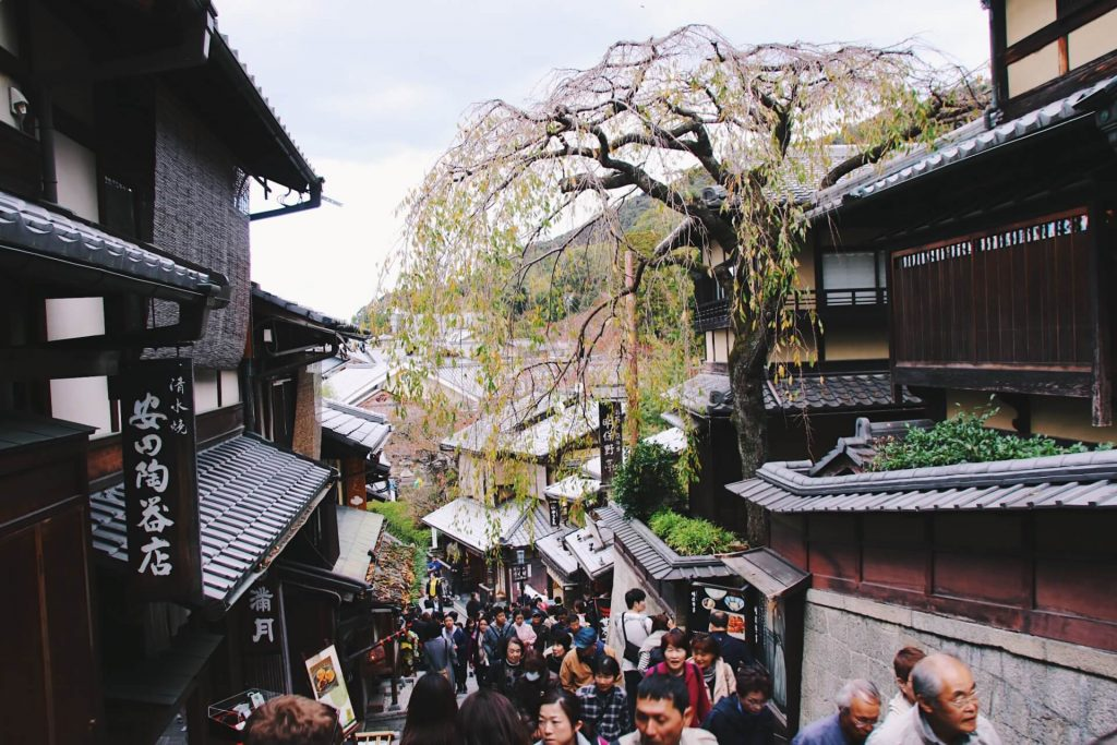 2 day kyoto