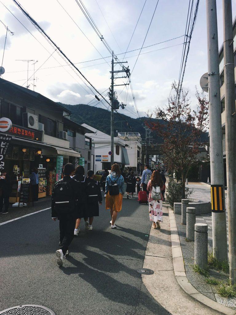 arashiyama kyoto 2 day