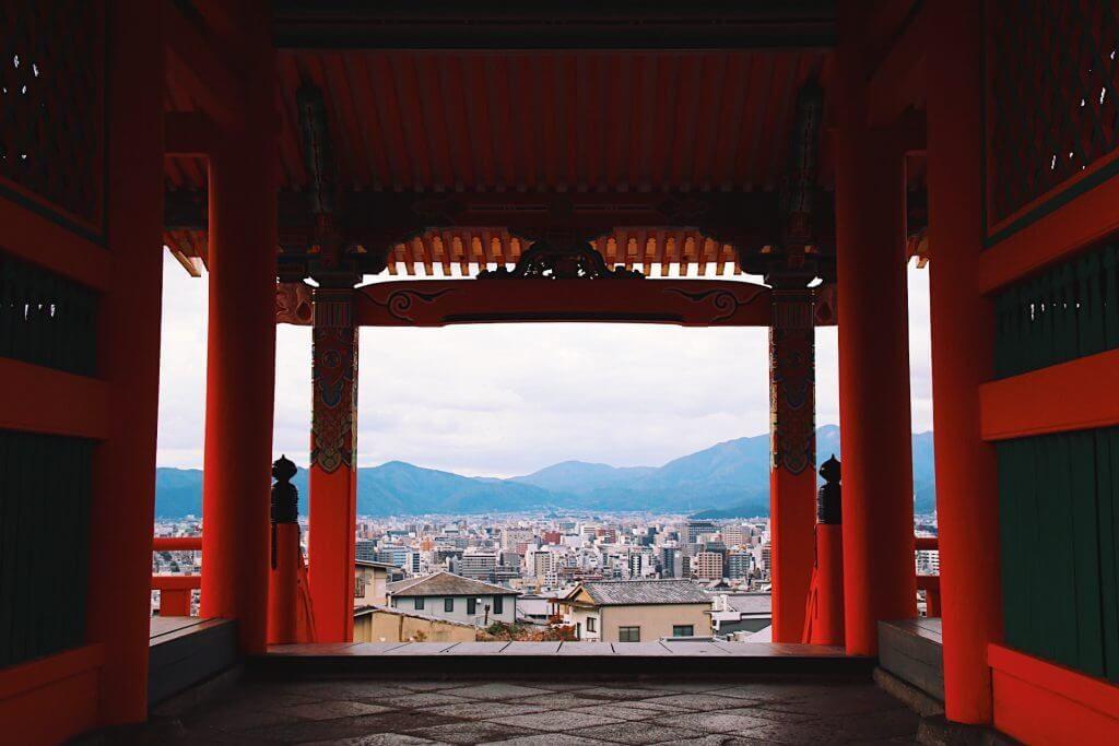 Kiyomizudera, 2 days in kyoto