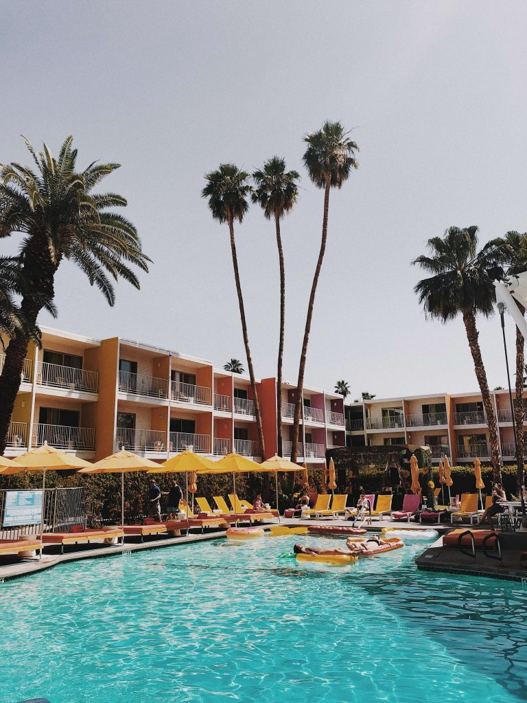 the saguaro rainbow hotel