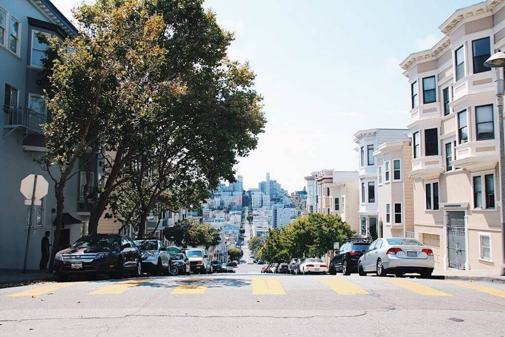 San Francisco, 10 day california road trip itinerary