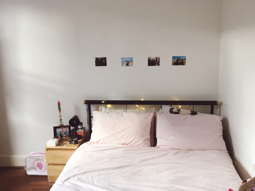 Student House UK Room Tour (4)