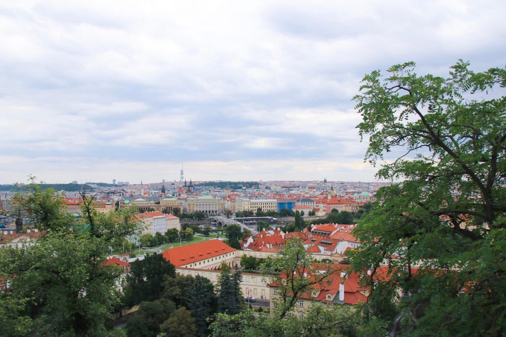 viewpoint in Prague