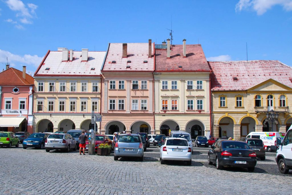jicin czech republic itinerary