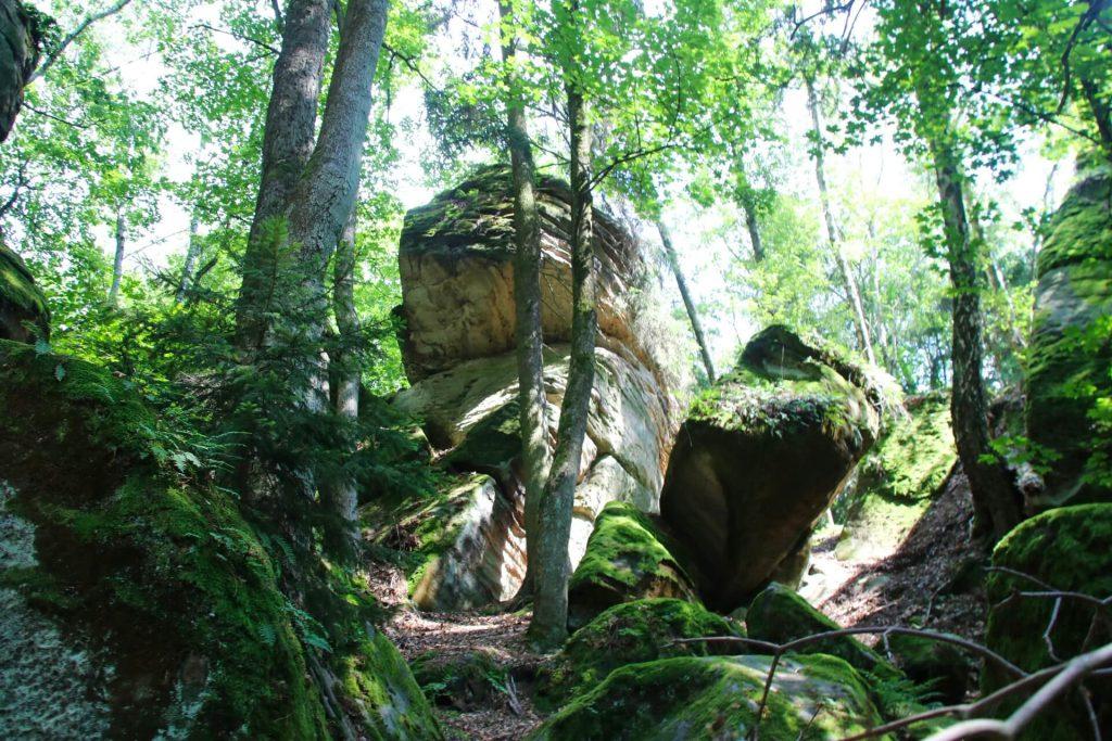 Český Ráj nature park