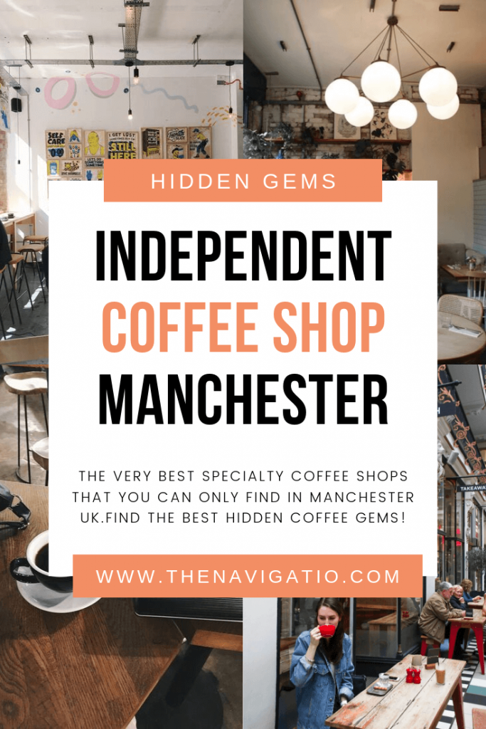 manchester coffee shops