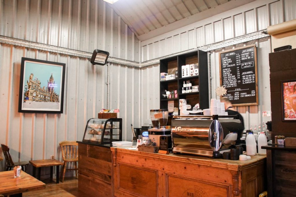 mancoco coffee roastery manchester