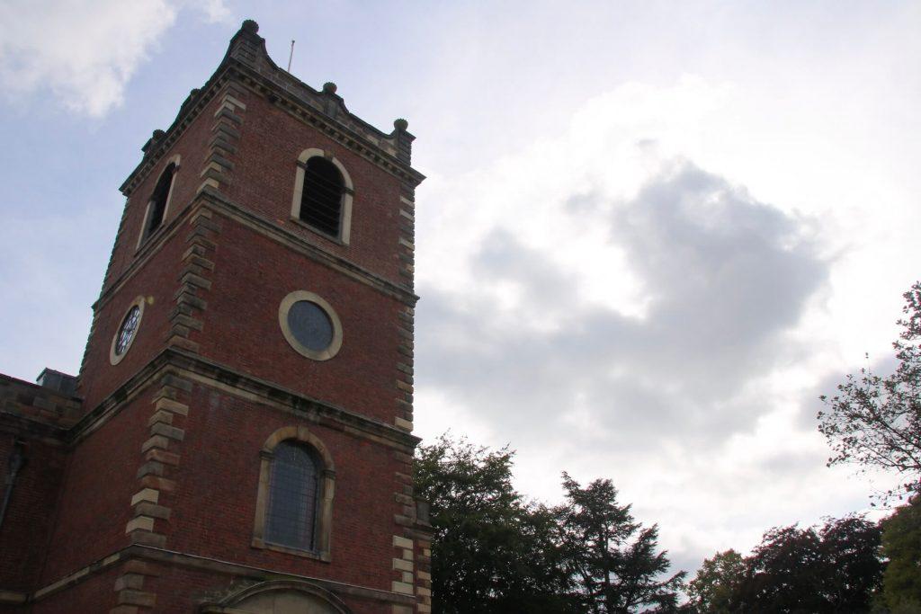St. John's Parish Church Knutsford chesire