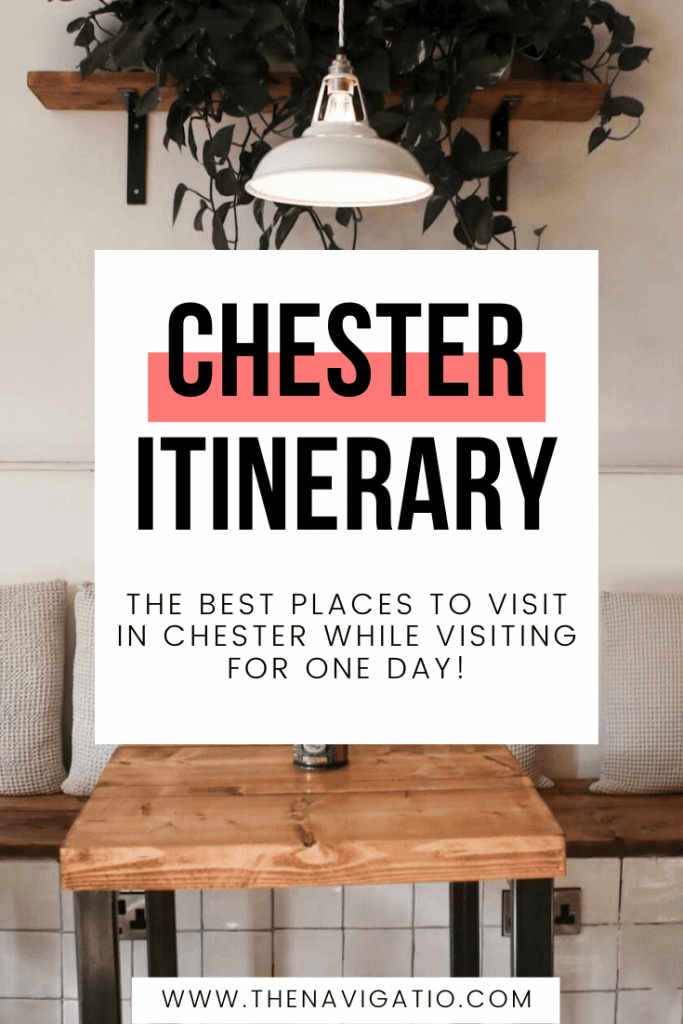 Chester in one day