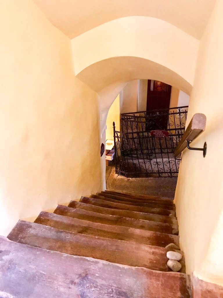 where to stay in cesky krumlov hotels