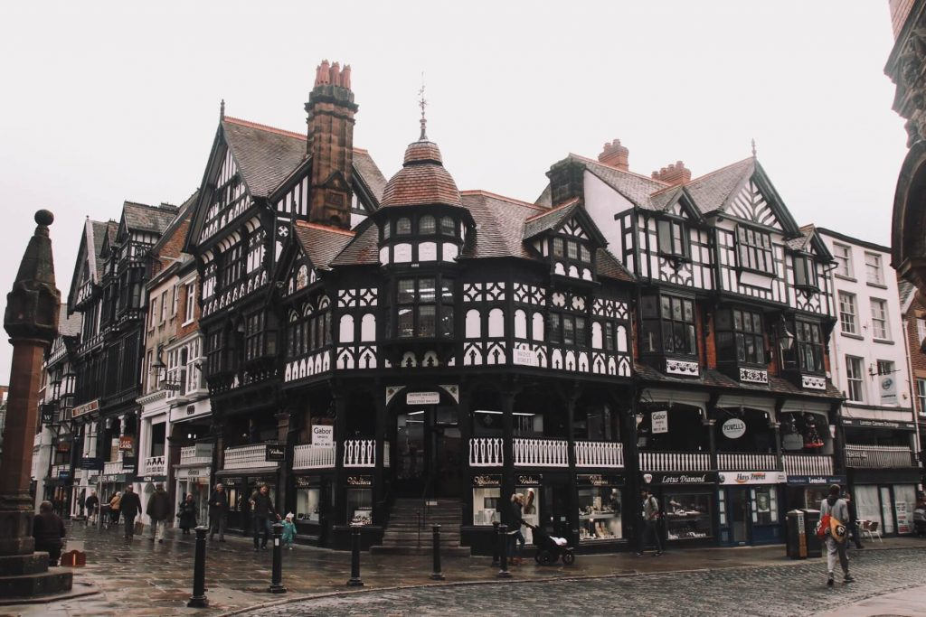 Chester itinerary