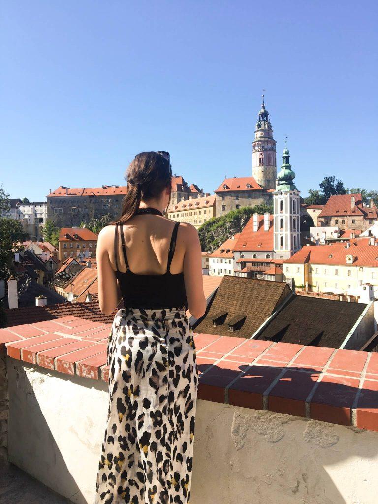 Best photo spots in Cesky Krumlov