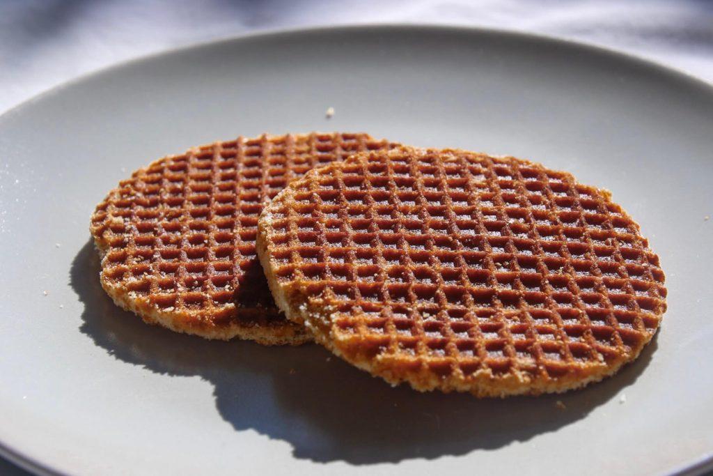 Stroopwafels, Dutch caramel waffles