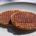Stroopwafel Dutch snack