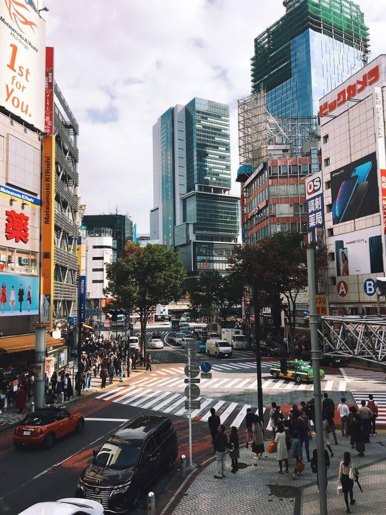 3 week Japan itinerary