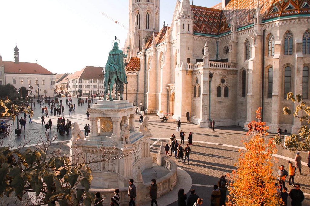 The Perfect 4 Day Budapest Itinerary