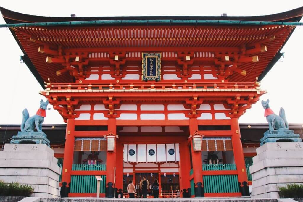 Kyoto Fushimi Inari Taisha