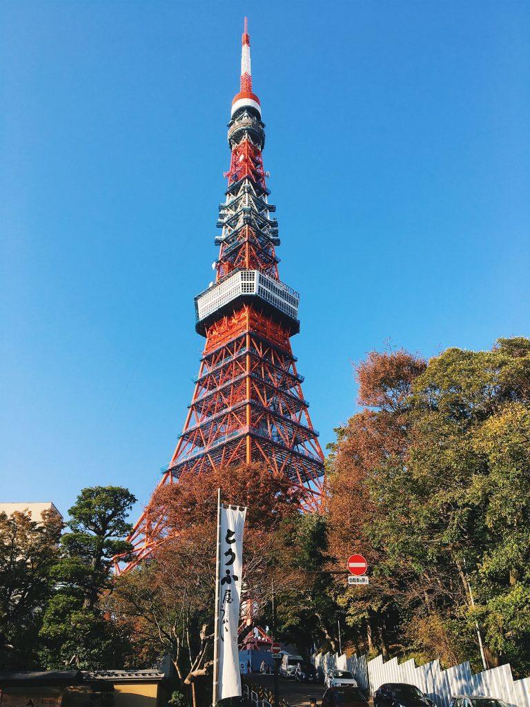 3 week japan itinerary tokyo tower