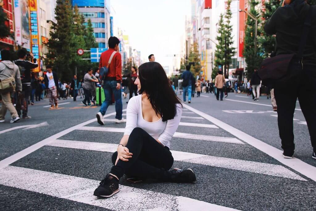 akihabara 3 weeks in Japan