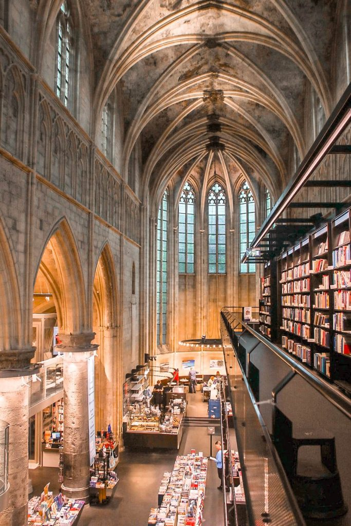 dominicanen book store maastricht church book store netherlands