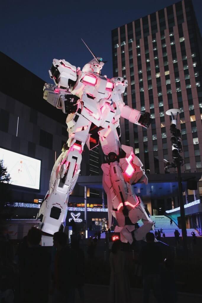 Gundam Base Tokyo Japan