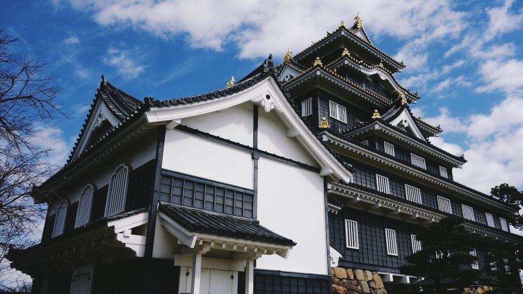 okayama castle 3 weeks in japan